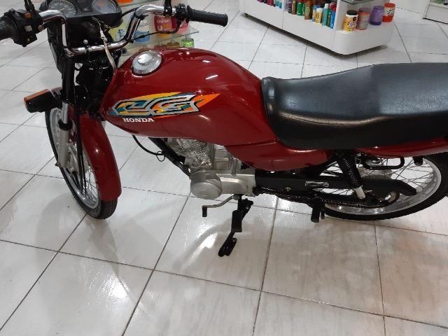 Moto cg 125 aceito troca por outra do meu enternece - Foto 4