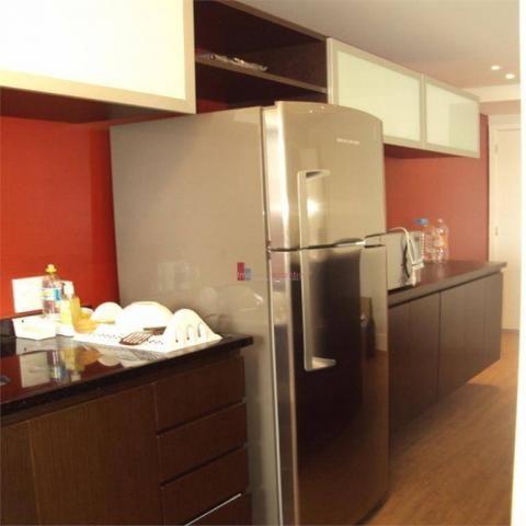 Apartamento com 1 dormitório para alugar, 51 m² por r$ 2.600/mês - campo belo - são paulo/ - Foto 10