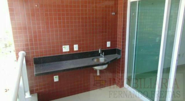 Apartamento três suítes, novo, alto padrão, preço de oportunidade. - Foto 15