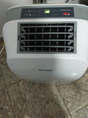 Vendo Ar Condicionado Portátil 10.000 btus - Foto 3