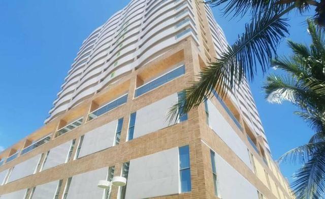 (ESN tr20432) Apartamento 74m e 1 vagas prox chico caranguejo sul c moveis fixos - Foto 2