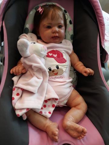 Bebê Reborn Heloísa presente ideal para o Natal! - Foto 2