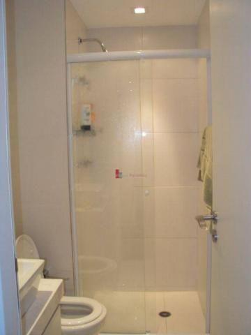 Apartamento com 1 dormitório para alugar, 51 m² por r$ 2.600/mês - campo belo - são paulo/ - Foto 9