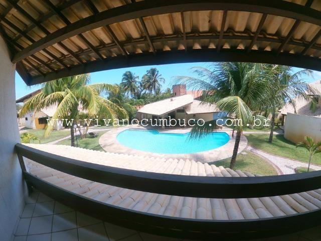 Casa em condomínio fechado no Cumbuco