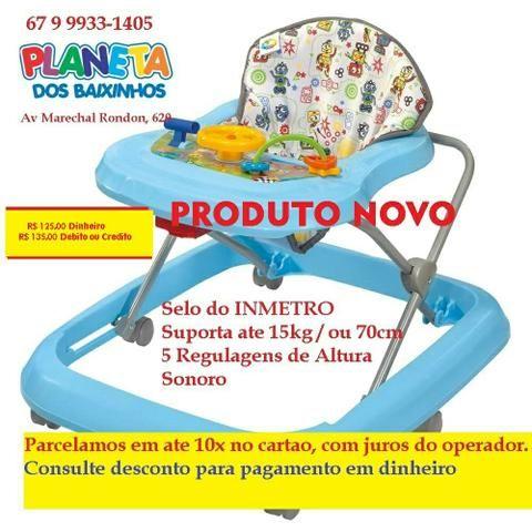 Disquinho Andaja A N D A D O R , para ensinar Bebe andar. Planeta dos Baixinhos - Foto 3