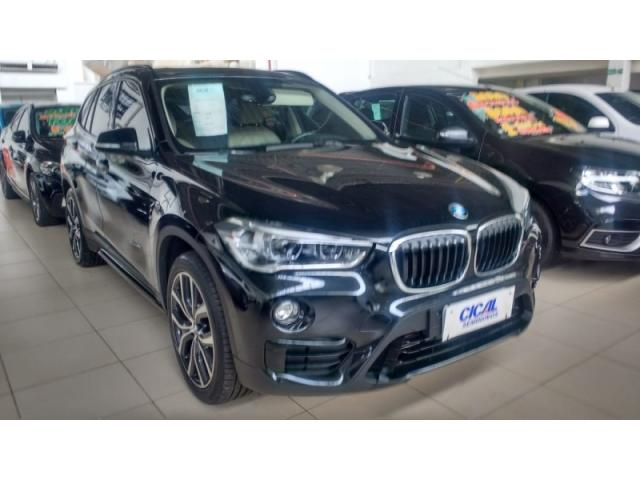 BMW  X1 2.0 16V TURBO ACTIVEFLEX 2018