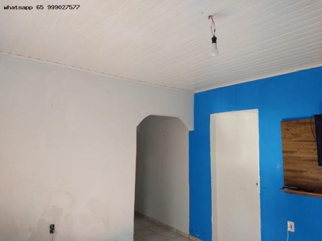 Casa Usada para Venda em Várzea Grande, 07 de maio, 2 dormitórios, 1 banheiro, 1 vaga - Foto 9
