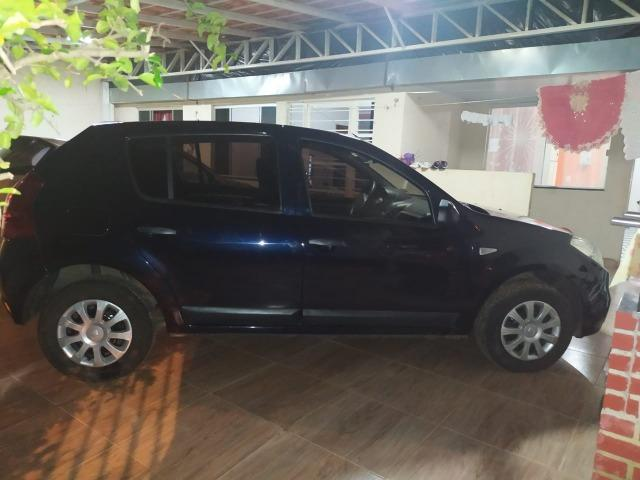 Renault/Sandero Expression Hi-Flex 1.0 16V Completo - Foto 10