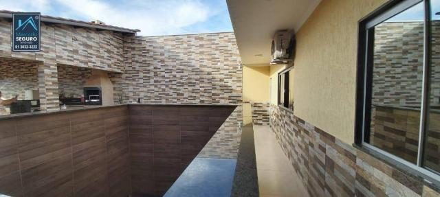 Casa ESCRITURADA, 330 m² por R$ 1.200.000 - Cidade Do Entorno - Águas Lindas de Goiás/GO - Foto 8