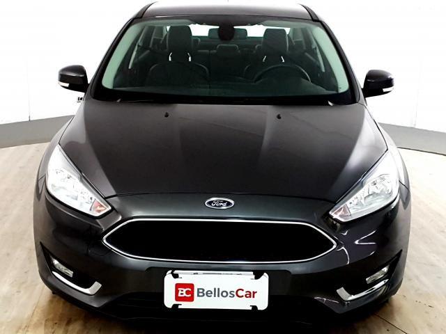 Ford Focus Fastback SE/SE PLUS 2.0 Flex Aut. - Cinza - 2017 - Foto 5