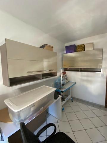 Apto no St. Bela Vista, 81 mts² área útil, 3 qt c/ armários sendo 1 suítes, 1 garagem - Foto 4