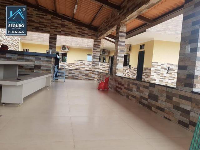 Casa ESCRITURADA, 330 m² por R$ 1.200.000 - Cidade Do Entorno - Águas Lindas de Goiás/GO - Foto 4