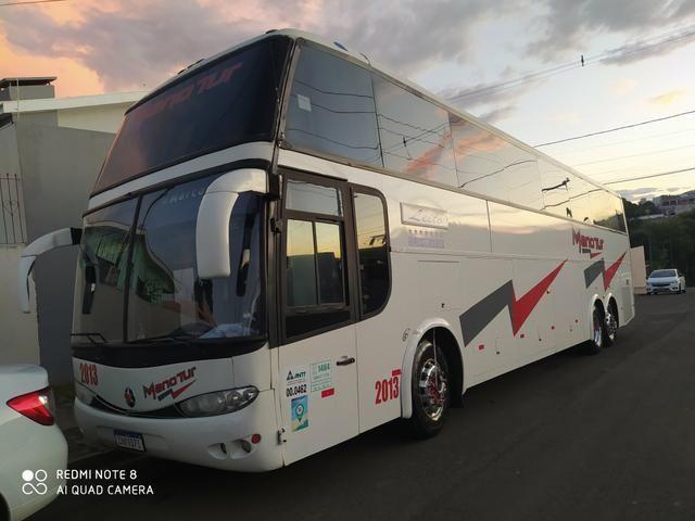 LD 1450 leito 28 lugar Scania k124 - Foto 2