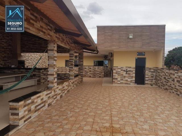 Casa ESCRITURADA, 330 m² por R$ 1.200.000 - Cidade Do Entorno - Águas Lindas de Goiás/GO - Foto 5