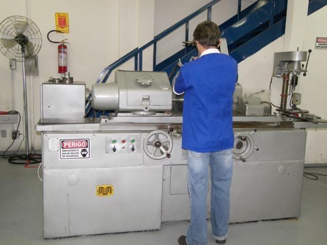 Mecânico para retifica com experiência em metrologia - Foto 2