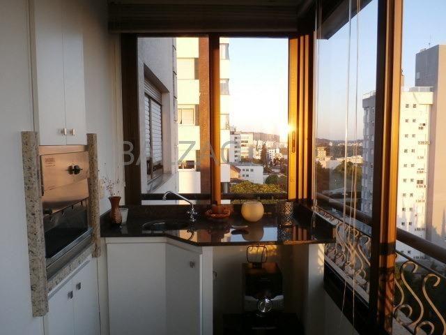 Petrópolis, linda vista, escritório, 2 vagas, mobiliado, 3 d, suíte - Foto 6