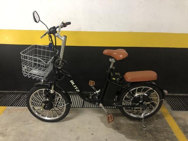 Bicicleta elétrica Blitz - Foto 2