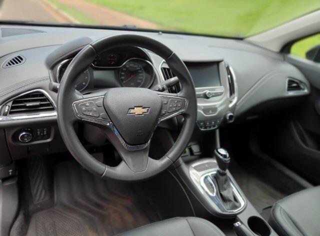 Chevrolet Cruze LT Turbo 2018 - Foto 7