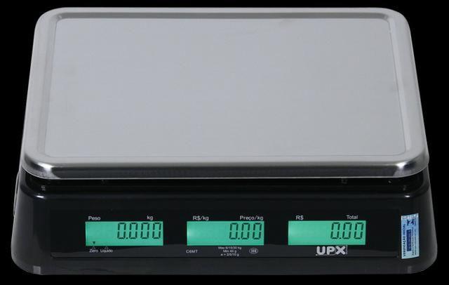 Balança Wind C 30 kg, Marca UPX Solution, Novo Frete Grátis - Foto 4