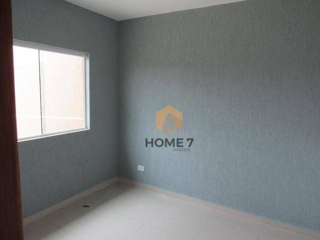 Casa com 2 dormitórios à venda, 43 m² por R$ 195.000 - Sítio Cercado - Foto 7