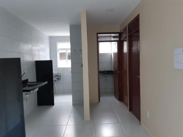 Belíssimo apto c 2 quartos, 1 suíte, 48 m² por R$ 129.000 - José Américo JP/PB - Foto 9