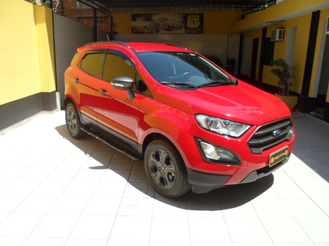 Ford Ecosport Freestyle 1.5 Automática