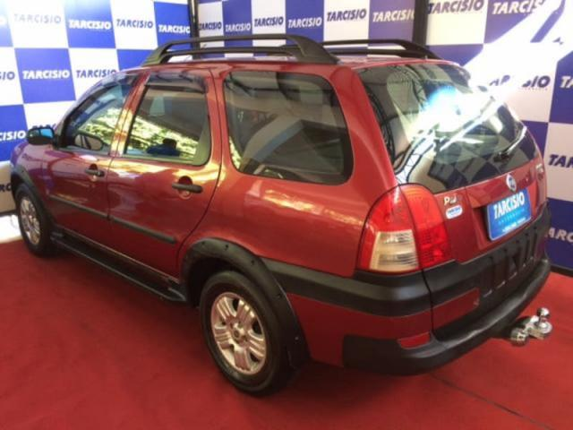 Fiat Palio Weekend Adventure 1.8 16v 2006 Flex - Foto 8