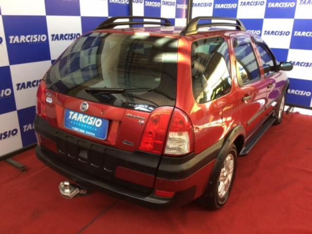Fiat Palio Weekend Adventure 1.8 16v 2006 Flex - Foto 7