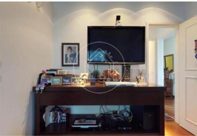 Apartamento à venda com 4 dormitórios em Leblon, Rio de janeiro cod:866047 - Foto 11