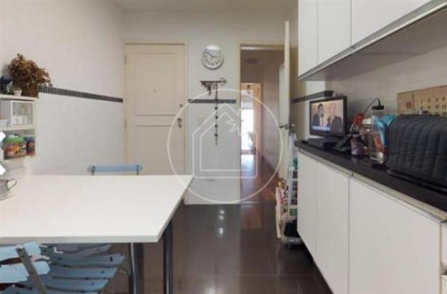 Apartamento à venda com 4 dormitórios em Leblon, Rio de janeiro cod:866047 - Foto 15