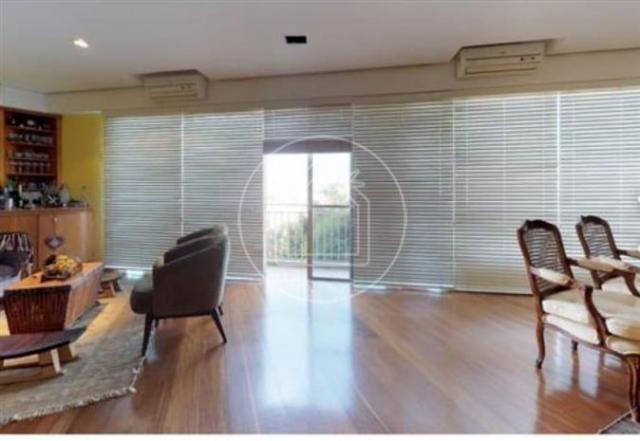 Apartamento à venda com 4 dormitórios em Leblon, Rio de janeiro cod:866047 - Foto 5