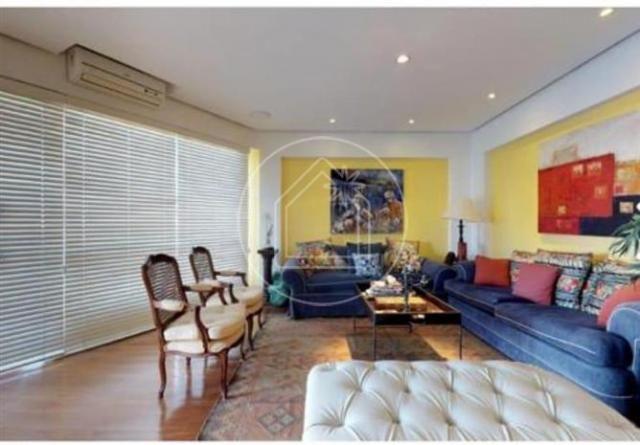 Apartamento à venda com 4 dormitórios em Leblon, Rio de janeiro cod:866047