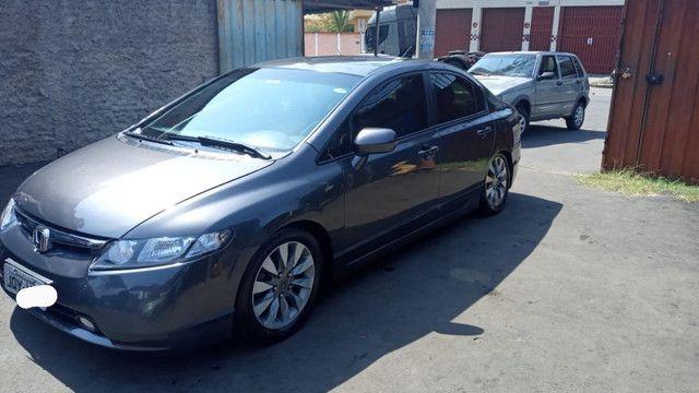 Vendo carro Honda Civic completo em ótimo estado 28.000 zap: * - Foto 3