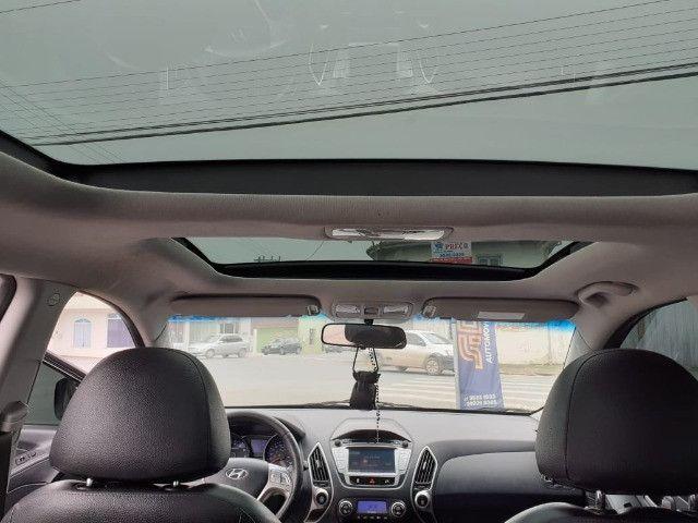 Hyundai IX35 2012 Automática Teto Solar - Foto 8
