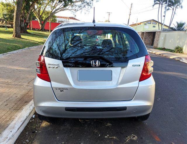 Honda/Fit DX 1.4 - 2011 - Flex - Completo - Foto 5