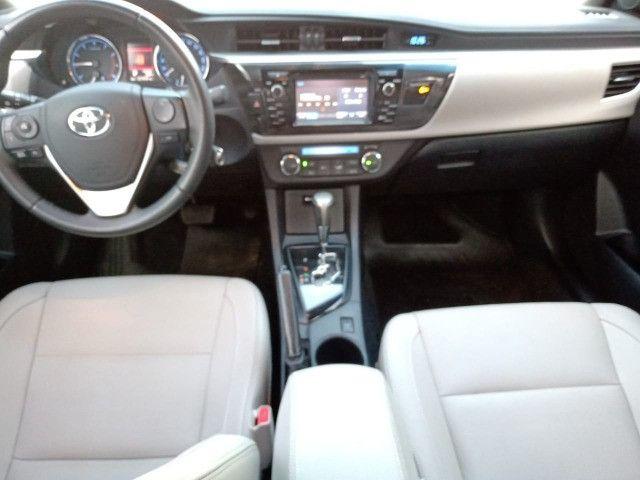 Toyota corolla xei 2.0 at 2016/2017 - Foto 9