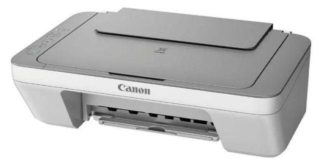 Multifuncional Canon Mg2410 Impressora Copiadora E Scanner - Foto 2