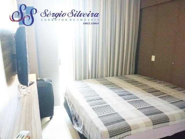 Apartamento no Palm Beach no Porto das Dunas com 2 quartos - Foto 9