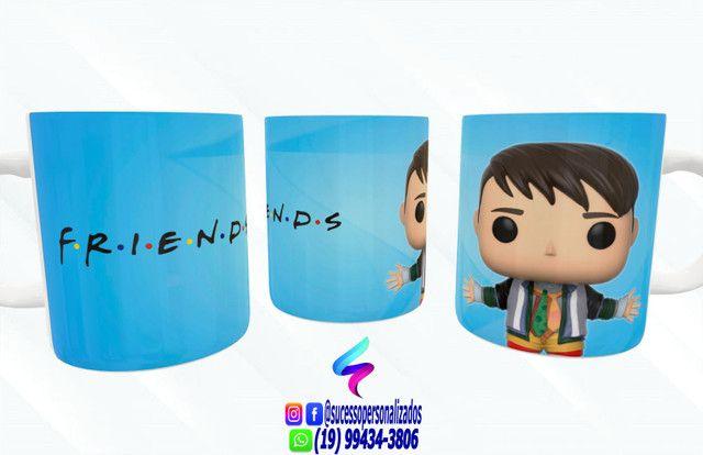 Canecas Colecionáveis Funko Pop Friends! - Foto 6