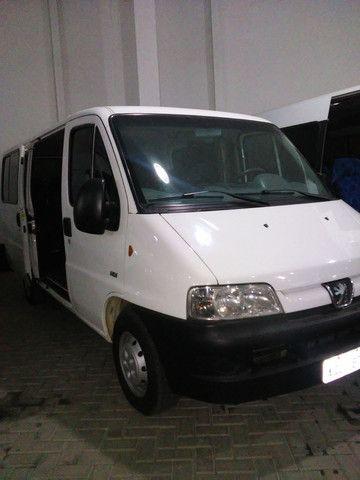 Peogeot boxer minibus - Foto 4