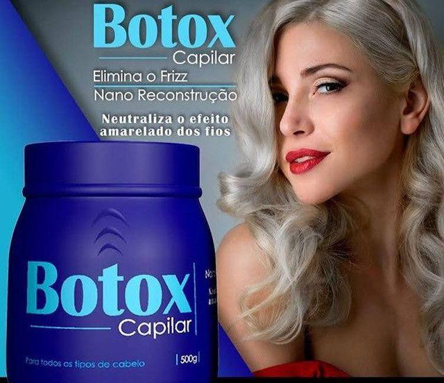 Botox Capilar Matizador . BOTOX MESMO 1/2KG