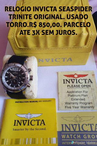 Relogio Invicta Seaspider - Foto 2