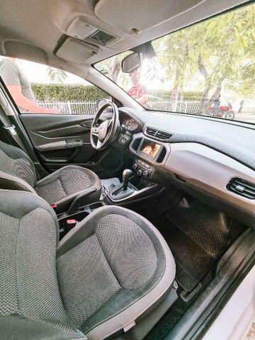 Prisma 2014  1.4 LT automático branco - Foto 4