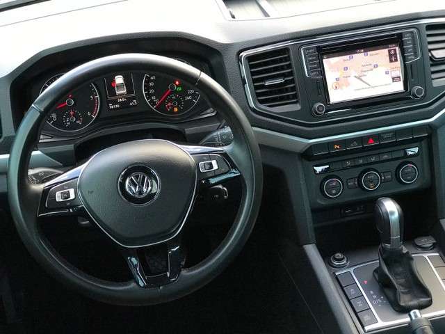 VW Amarok 3.0 V6 Highline - 2018  - Foto 13