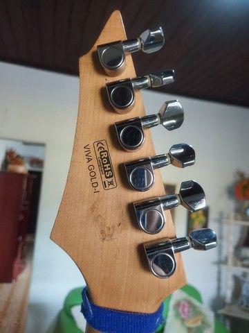 Vendo Guitarra Cort Viva Gold I  - Foto 4