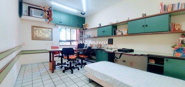 Alugo Apartamento em Boa Viagem com 4 quartos - Foto 9