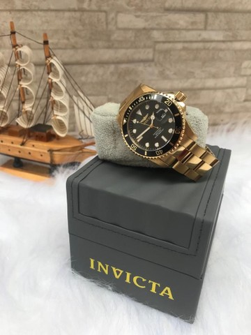 INVICTA PRO DIVER MENS QUARTZ 42MM - 33271  - ORIGINAL -SEMI-NOVO
