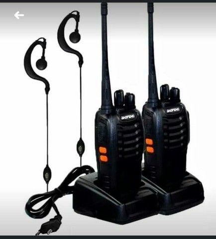 Poucas unidades do Radio Comunicador Walk Talk . 5km de alcance .telefone  - Foto 4