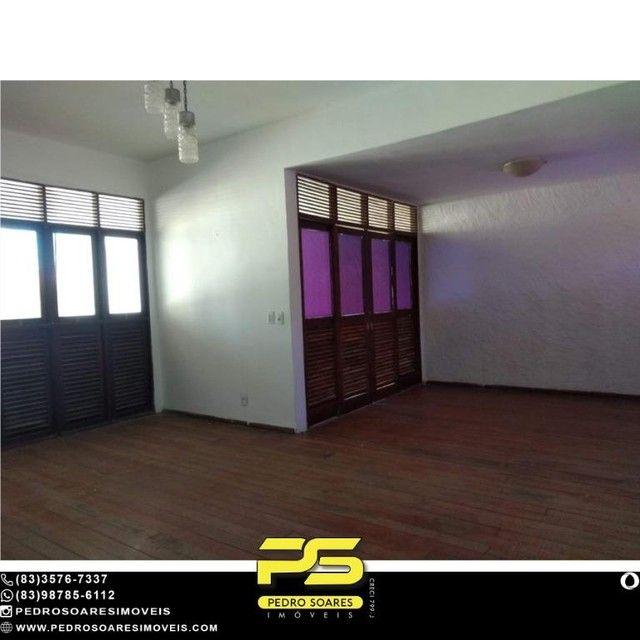Casa com 3 dormitórios para alugar, 275 m² por R$ 5.000/mês - Tambaú - João Pessoa/PB - Foto 9