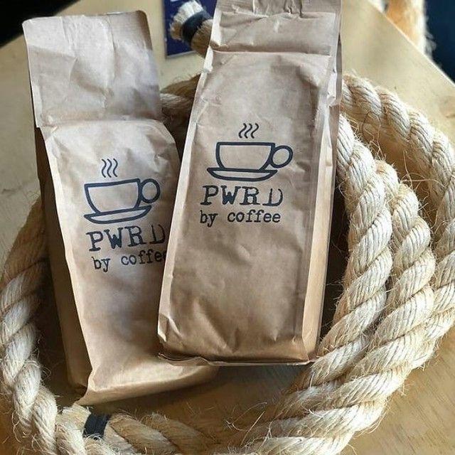 Café moído ou em grão Pwrd By Coffee